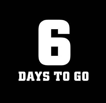 6 Days to Reggae Marathon 2019
