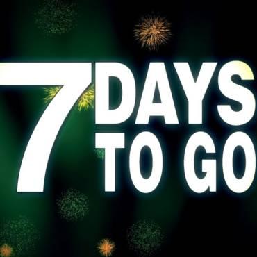 7 Days to Reggae Marathon 2019