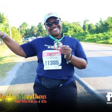 Reggae Marathon Memories