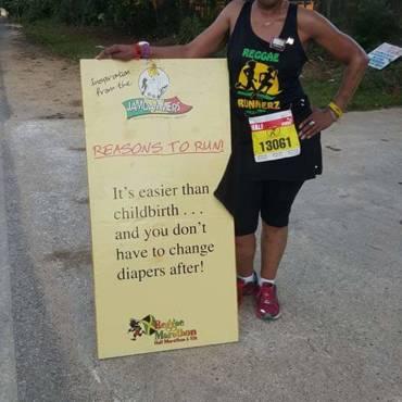 Runner Spotlight- Michelle Getchell